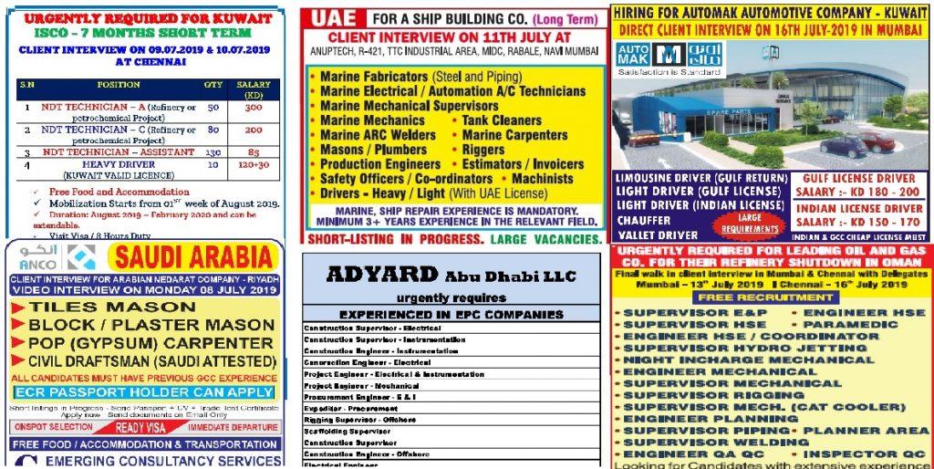 Kuwait Steel Salary